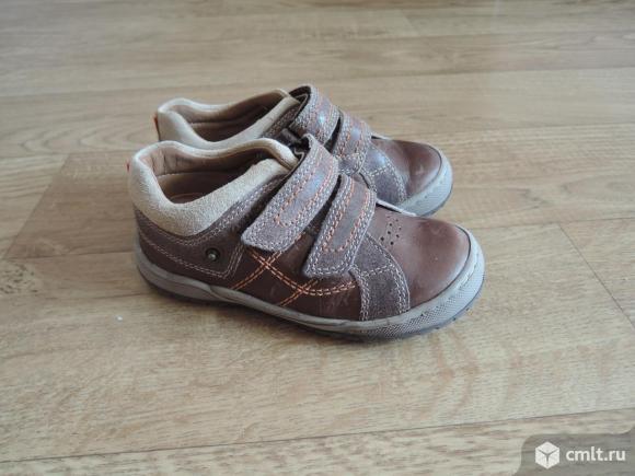 Новые кожаные ботиночки Start Rite пр-во Англия. Фото 1.