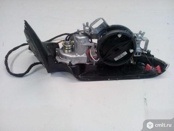 Каркас зеркала правого с повторителем электрическое 6 контактов SKODA OCTAVIA A5 08-13 1Z857508M 1ZD. Фото 1.