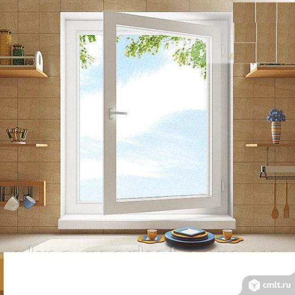 Продаю новое окно в немецком профиле Века. Фото 1.