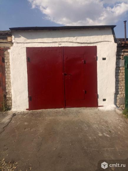Электрон АГК, бокс 16: капитальный гараж 6х3.5 м, 44 кв.м. Фото 1.