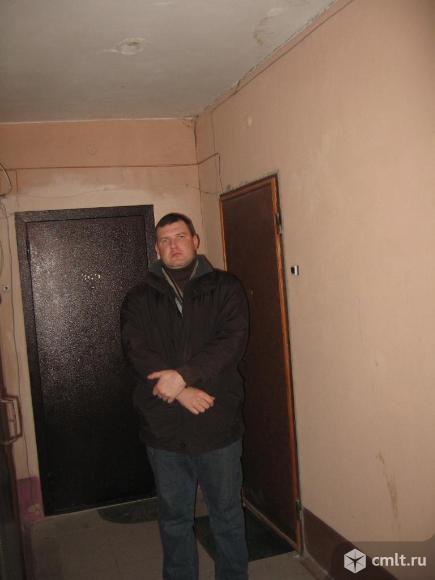 Рабочий-строитель. Фото 1.