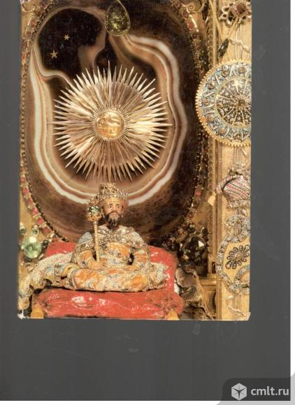 """Из истории музея """"Грюнес Гевёльбе"""".Государственные собрания произведений искусств в Дрездене.. Фото 1."""