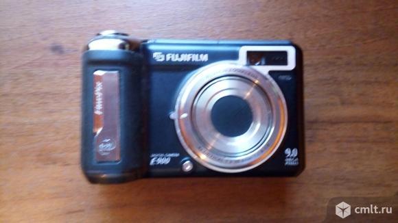 Фотоаппарат цифровой Fujifilm E900 FinePix. Фото 2.