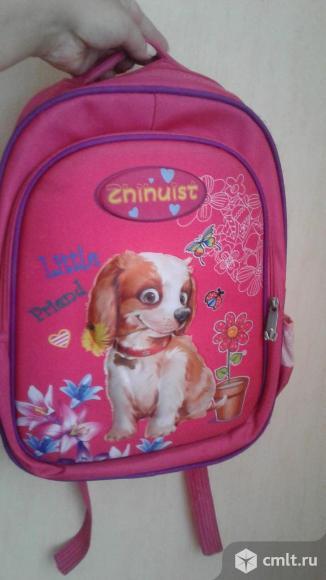 Рюкзак для девочки. Фото 1.