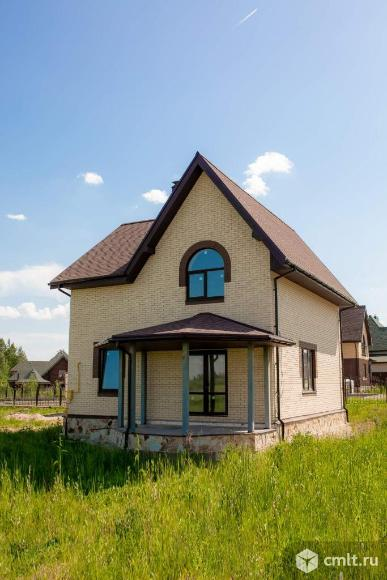 Продается: дом 140 м2 на участке 12.22 сот.. Фото 1.