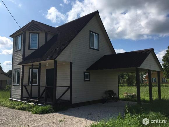 Продается: дом 75 м2 на участке 9.5 сот.. Фото 1.