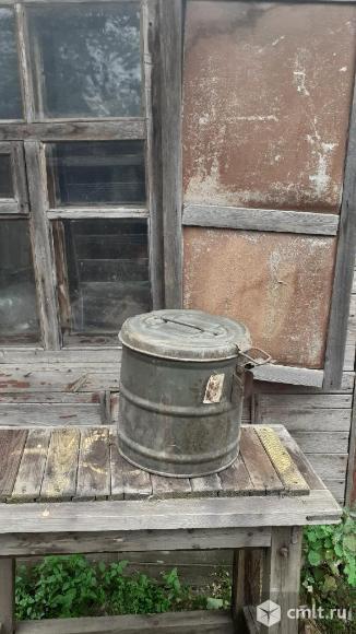 Ящик для хранения и переноски киноплёнки (яуф). Фото 6.