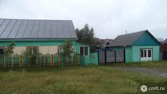 Продается: дом 104.9 м2 на участке 17 сот.. Фото 1.