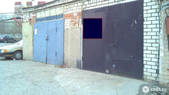 Капитальный гараж 42 кв. м Алмаз. Фото 1.
