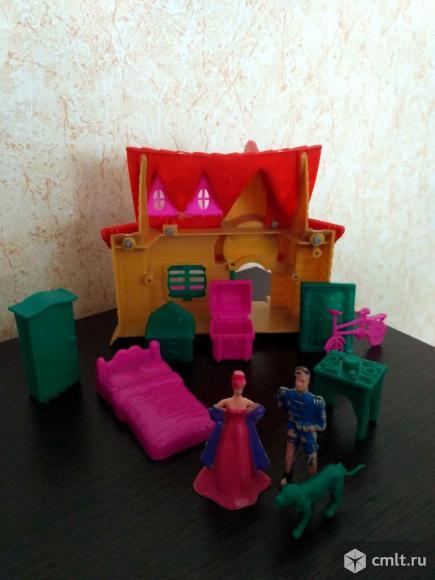 Кукольный домик. Фото 6.