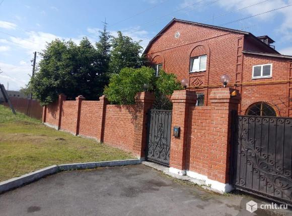 Продается: дом 327.2 м2 на участке 18 сот.. Фото 1.