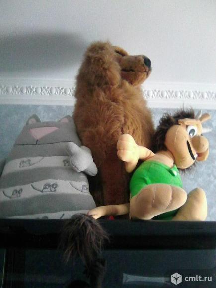 Большие мягкие игрушки. Фото 2.
