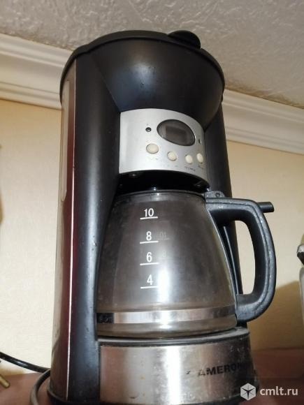 Кофеварка cameron. Фото 1.