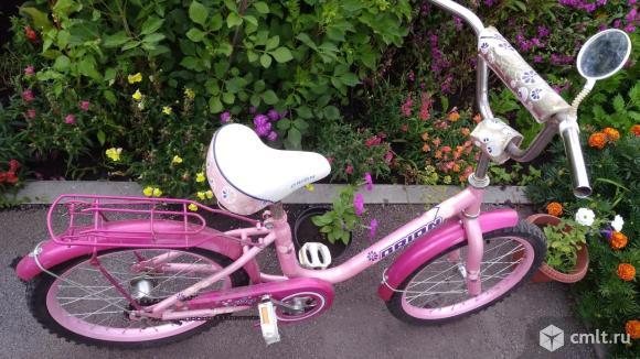 Детский велосипед. Фото 7.