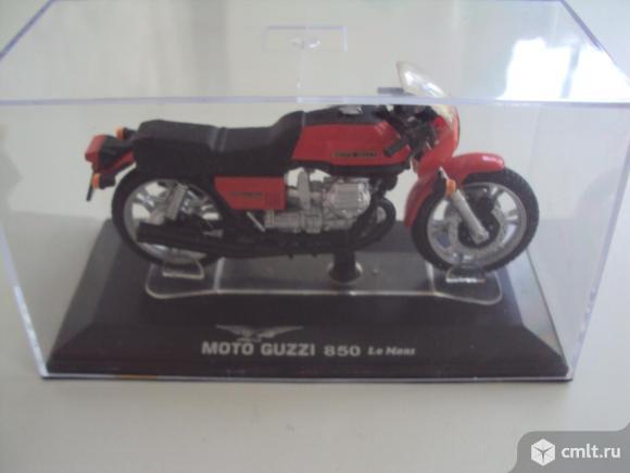 Мотоцикл MOTO GUZZI 850 Le Mans. Фото 1.