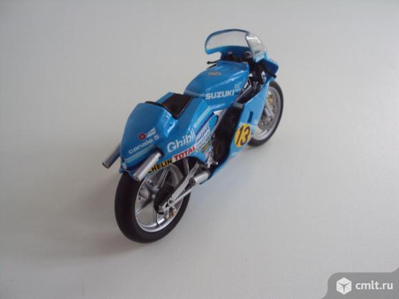 Мотоцикл SUZUKI RG 500 World Champion 1982. Фото 6.