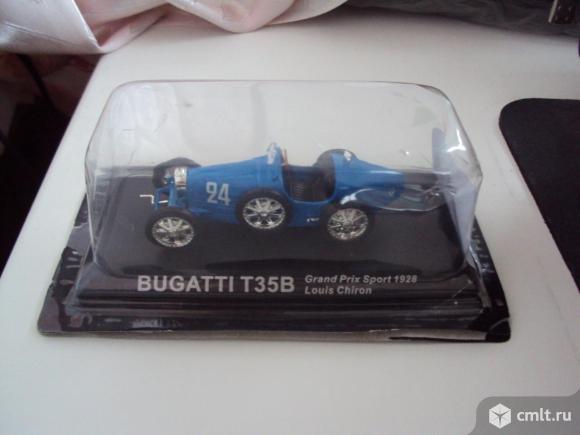 Автомобиль BUGATTI T35B Grand Prix Sport 1928. Фото 1.