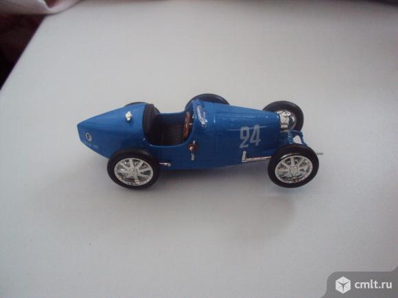 Автомобиль BUGATTI T35B Grand Prix Sport 1928. Фото 8.