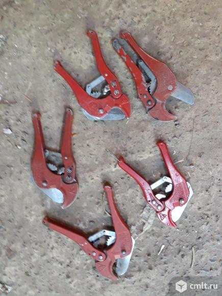 Ножницы для резки труб. Фото 3.