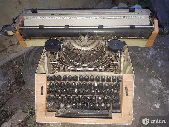 Продам печатную машинку. Фото 1.