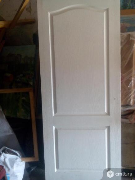 Двери от застройщика. Фото 3.