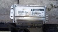 Hyundai Accent ТагАЗ блок управления двигателем ЭБУ б/у номер 3911026640