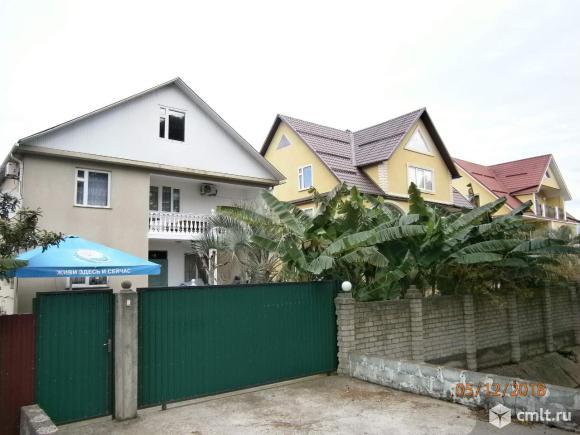 Продается: дом 186 м2 на участке 2 сот.. Фото 1.