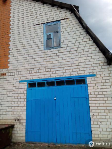 Капитальный гараж 72 кв. м. Фото 1.