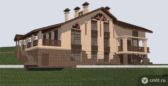 Дом 650 кв.м. Фото 3.