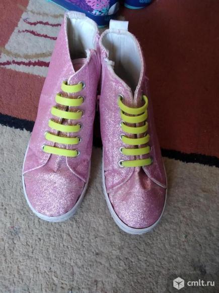 Ботинки.. Фото 1.