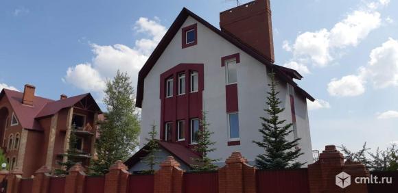 Продается: дом 267.1 м2 на участке 14.5 сот.. Фото 1.