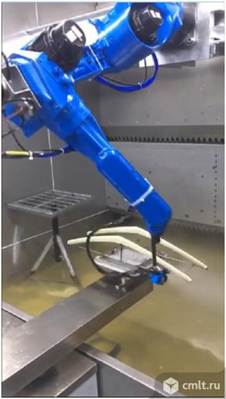 Промышленный робот для покраски напрямую с завода в Китае. Фото 1.