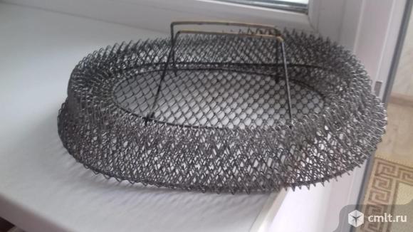 Сетка (корзина) металл. Фото 2.