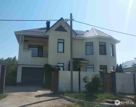 Продается: дом 325.2 м2 на участке 10 сот.. Фото 1.