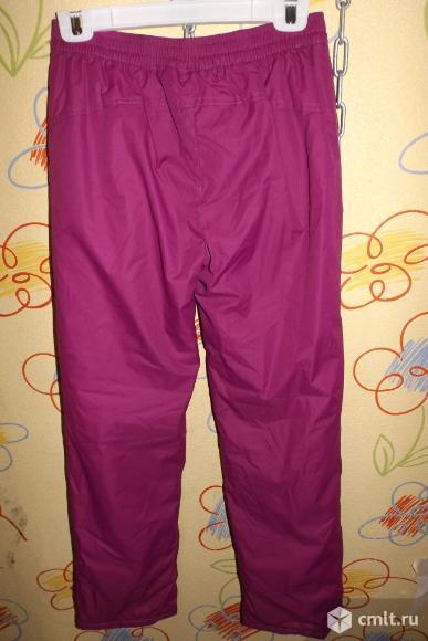 Тёплые спортивные брюки. Фото 2.