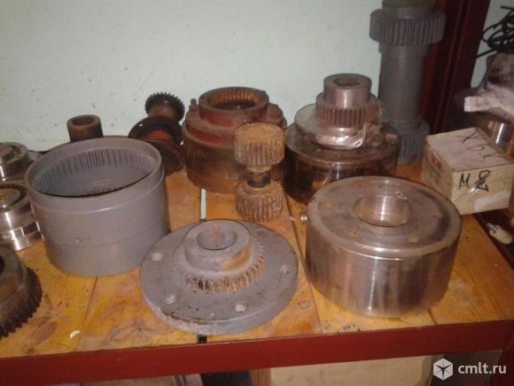Продам з/ч для ремонта грузоподьемной техники(втулки-обоймы зубчатые) МЗ-1,2,3. Фото 8.