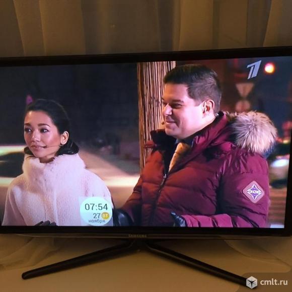 SAMSUNG UE32ES6307 3D, Smart TV, Wi-FI,200 Гц. Фото 1.