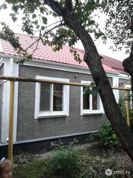 Часть дома 54,5 кв.м. Фото 1.