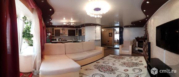 3-комнатная квартира 92,1 кв.м. Фото 1.