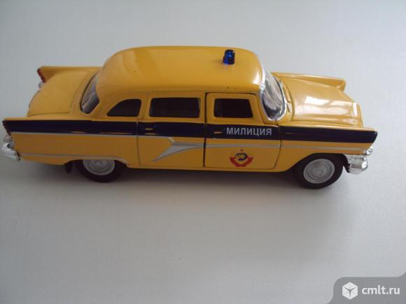 "Автомобиль Газ-13 ""Чайка"" Милиция. Фото 7."
