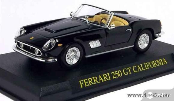 Автомобиль Ferrari 250 GT California. Фото 1.