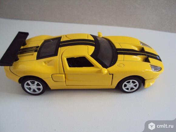 Автомобиль FORD GT Технопарк. Фото 7.