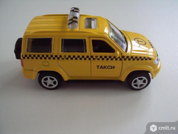 Автомобиль UAZ PATRIOT Технопарк. Фото 7.