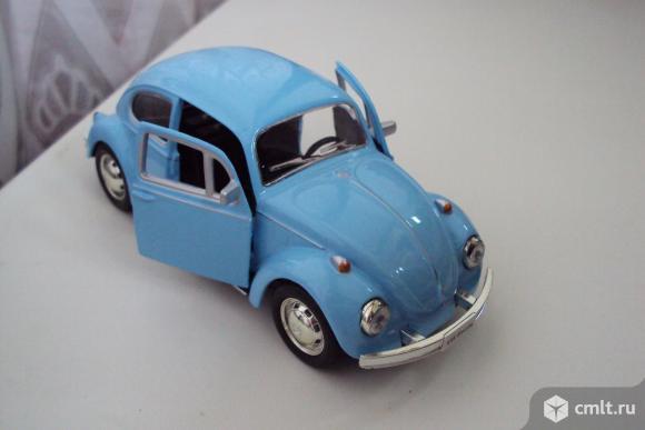 Автомобиль Volkswagen Жук. Фото 1.
