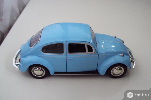 Автомобиль Volkswagen Жук. Фото 6.