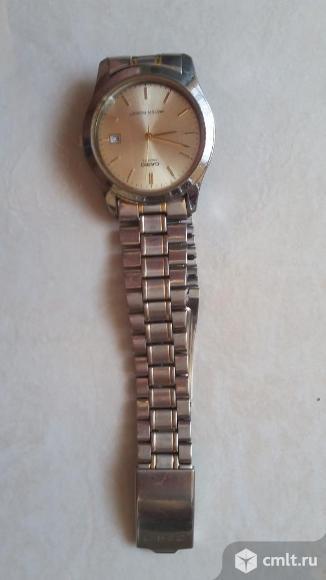 Кварцевые часы Casio MTP-1141. Фото 1.