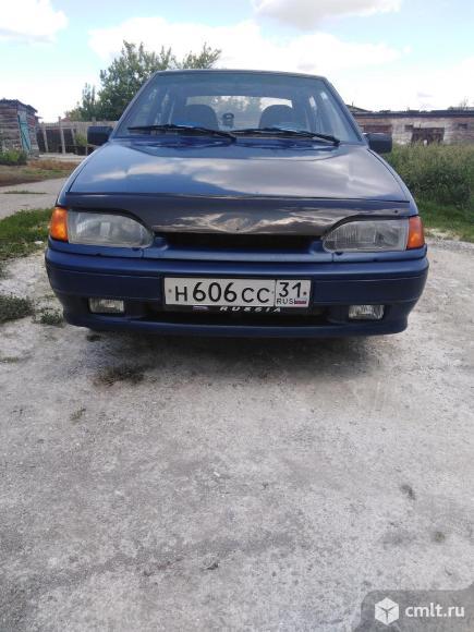 ВАЗ (Lada) 2114 - г. в.. Фото 1.