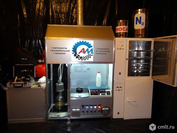 Оборудование для изготовления изделий из полиуретана. Фото 10.