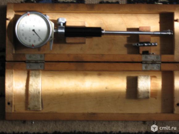 Нутромер 10-18 мм. Фото 2.