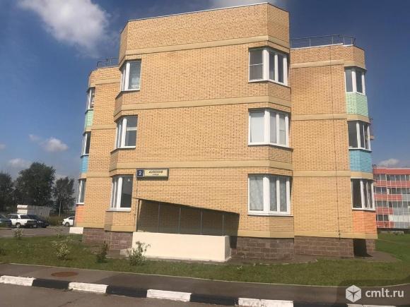 1-комнатная квартира 38,9 кв.м. Фото 1.